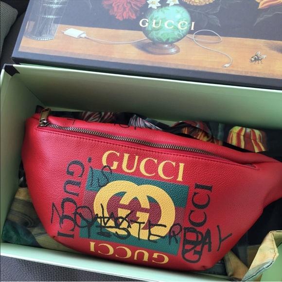 baffa413589e Gucci Bags | X Coco Captain Belt Bag | Poshmark